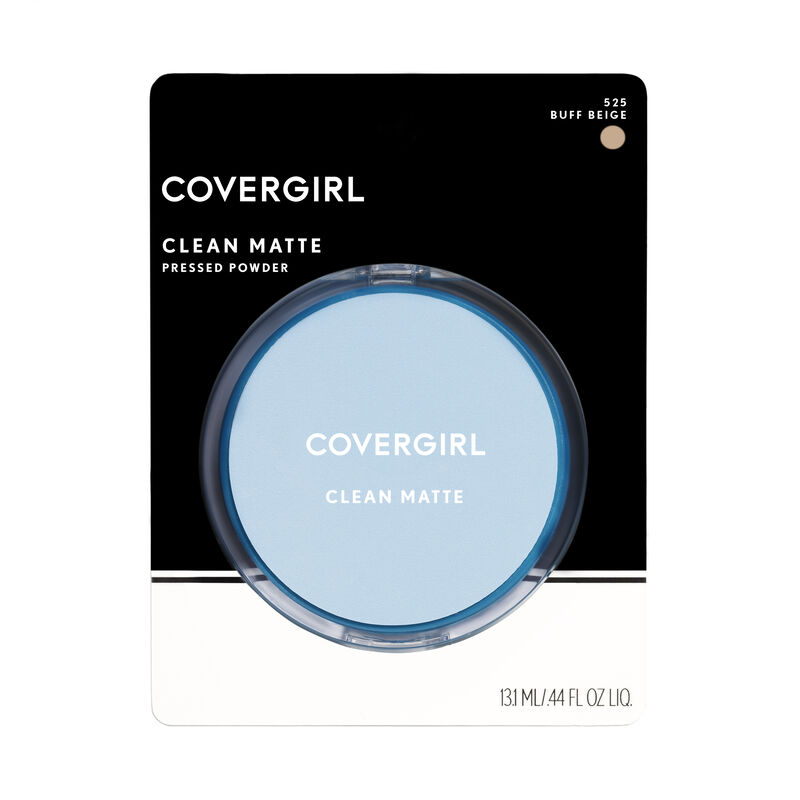 Clean Matte Pressed Powder {variationvalue}