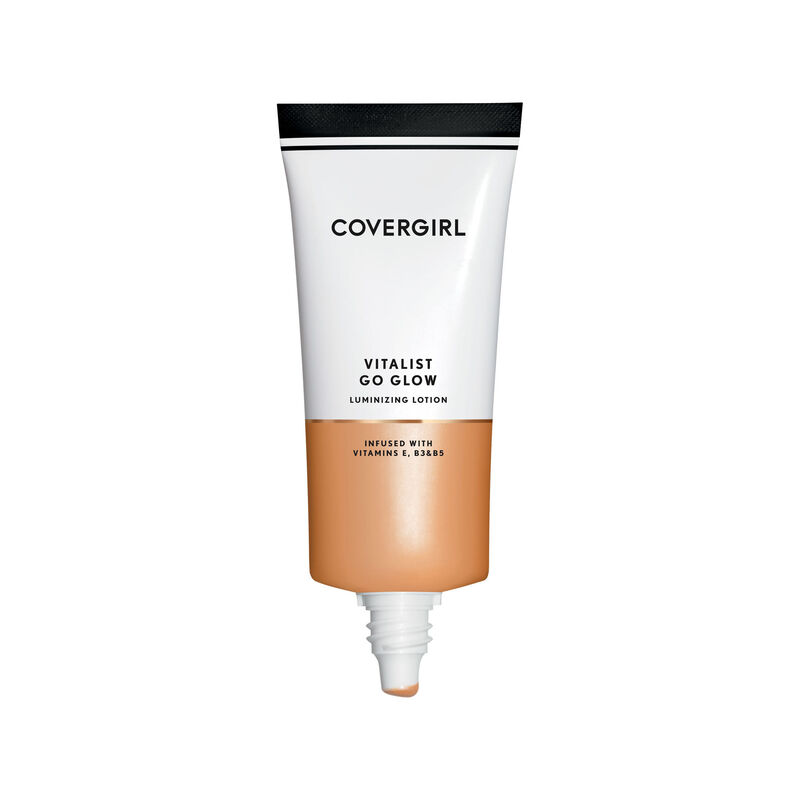COVERGIRL Vitalist Go Glow Luminizing Lotion {variationvalue}