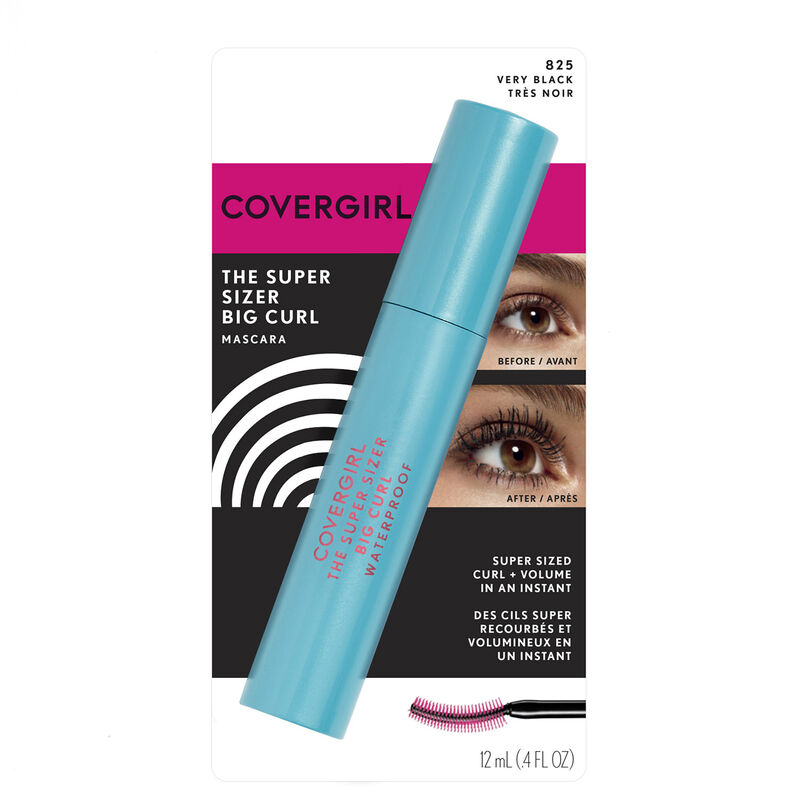 The Super Sizer Big Curl Mascara Waterproof {variationvalue}