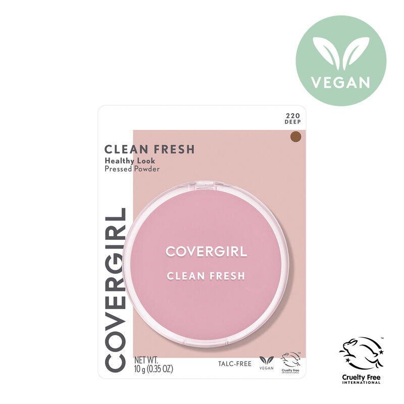 Clean Fresh Pressed Powder {variationvalue}