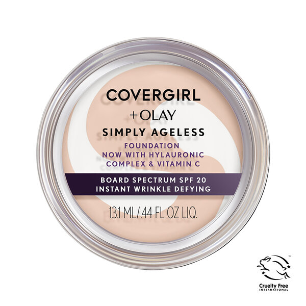 COVERGIRL Simply Ageless Foundation {variationvalue}