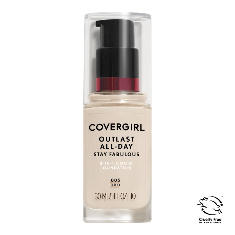 COVERGIRL Outlast Stay Fabulous 3-in-1 Foundation {variationvalue}